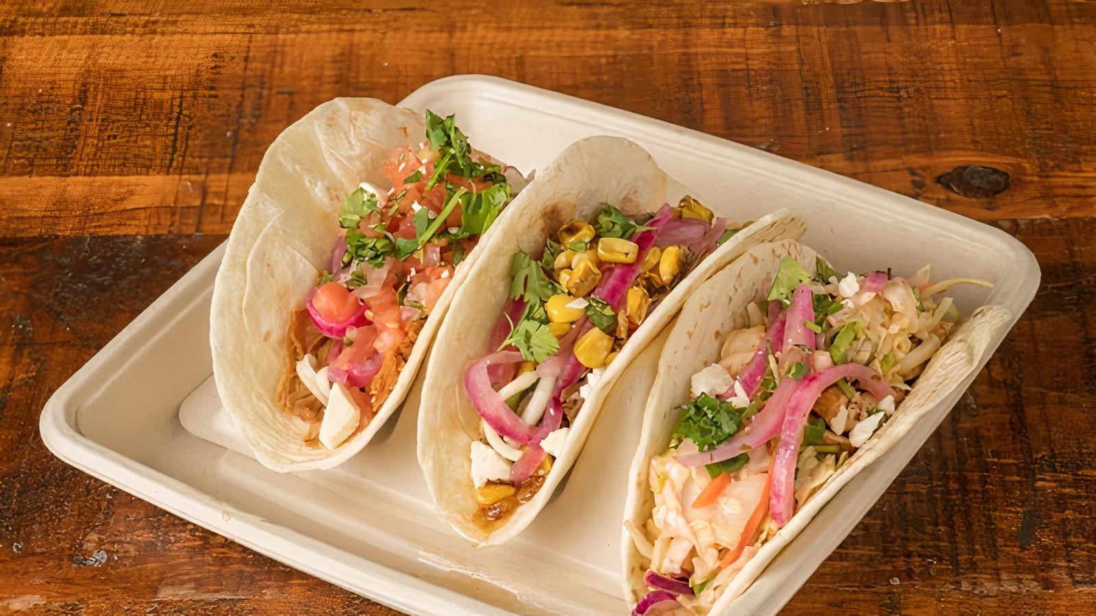 3 Tacos