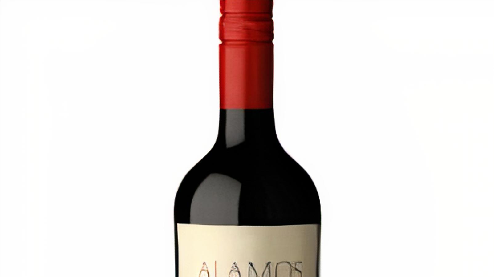Alamos Malbec, 750mL red wine (13.5% ABV)