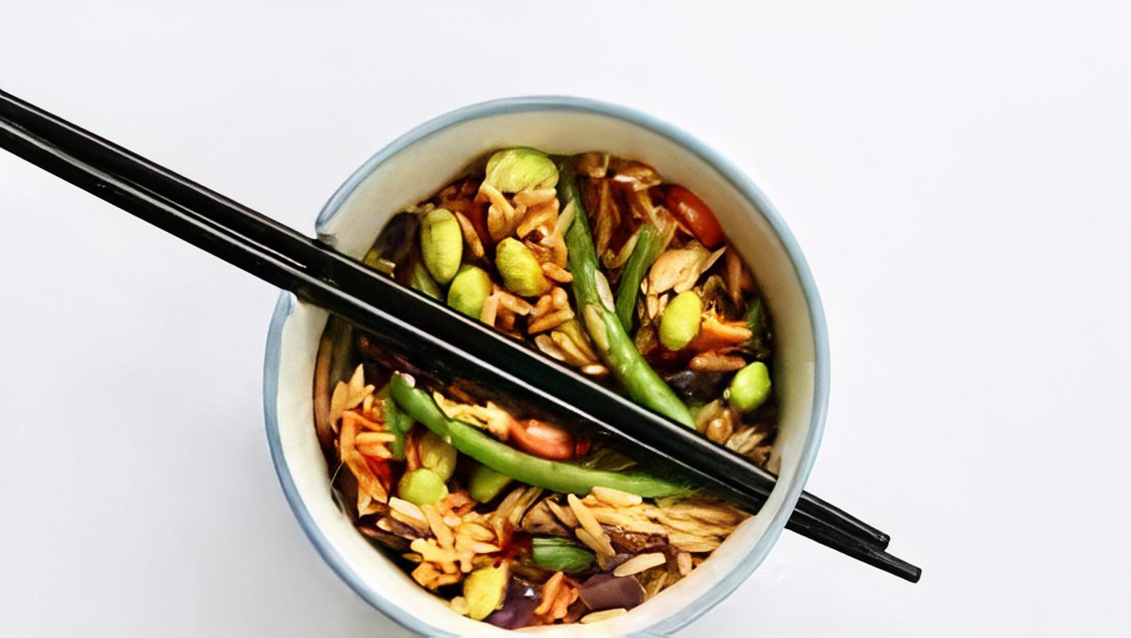 Vegan Stir-Fry