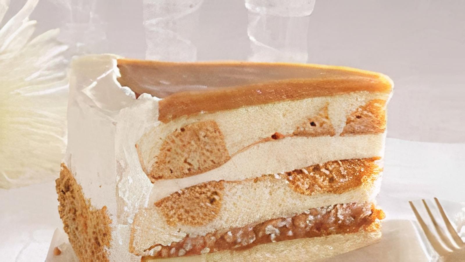 Caramel Vanilla Crunch