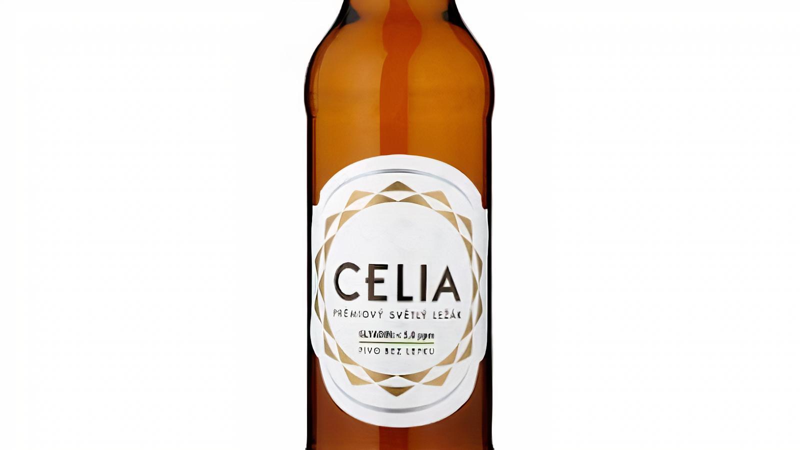 Celia Gluten Wise Organic, 330mL bottled beer (4.5% ABV)