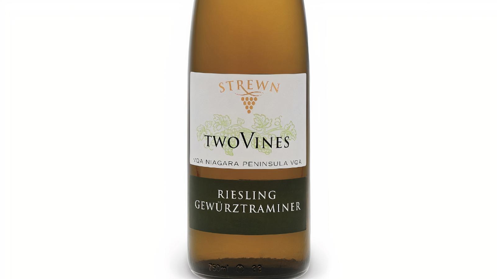Strewn Riesling, 750mL white wine (11.8% ABV)