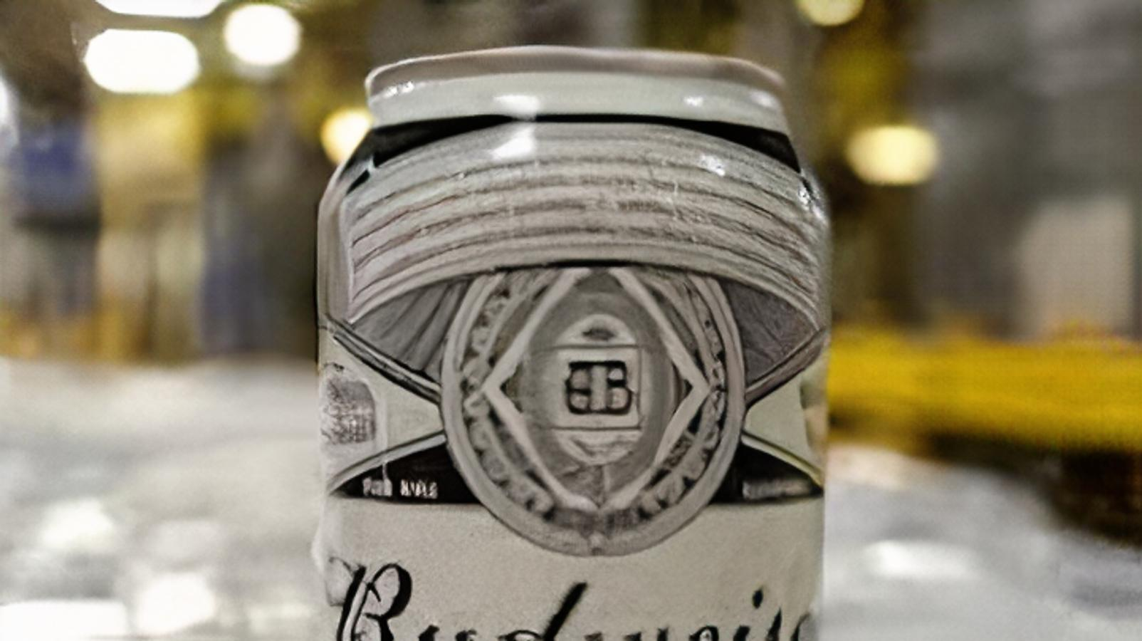 Budweiser Prohibition (Non-Alcoholic)
