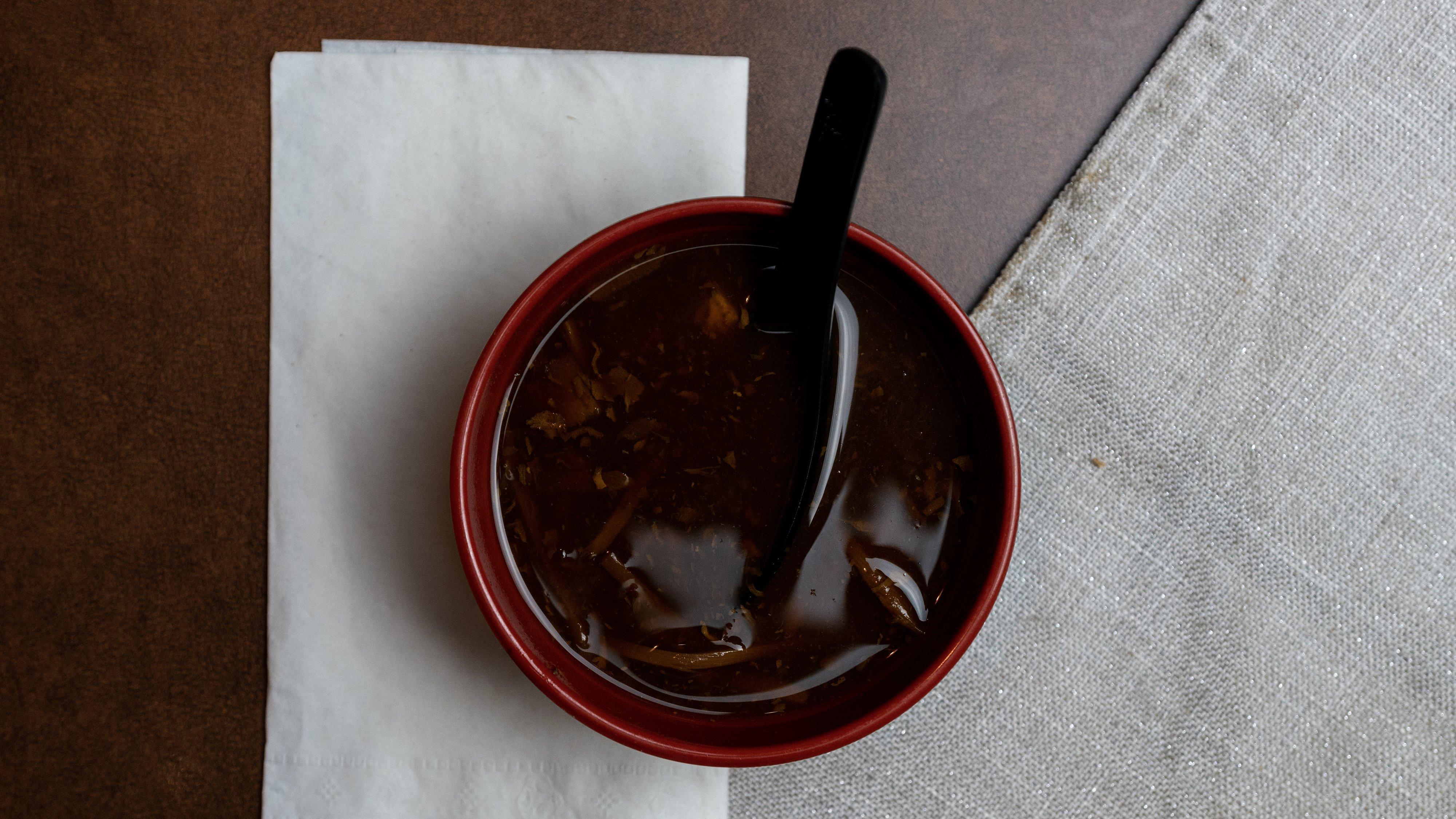 Hot & Sour Soup (20 Oz)