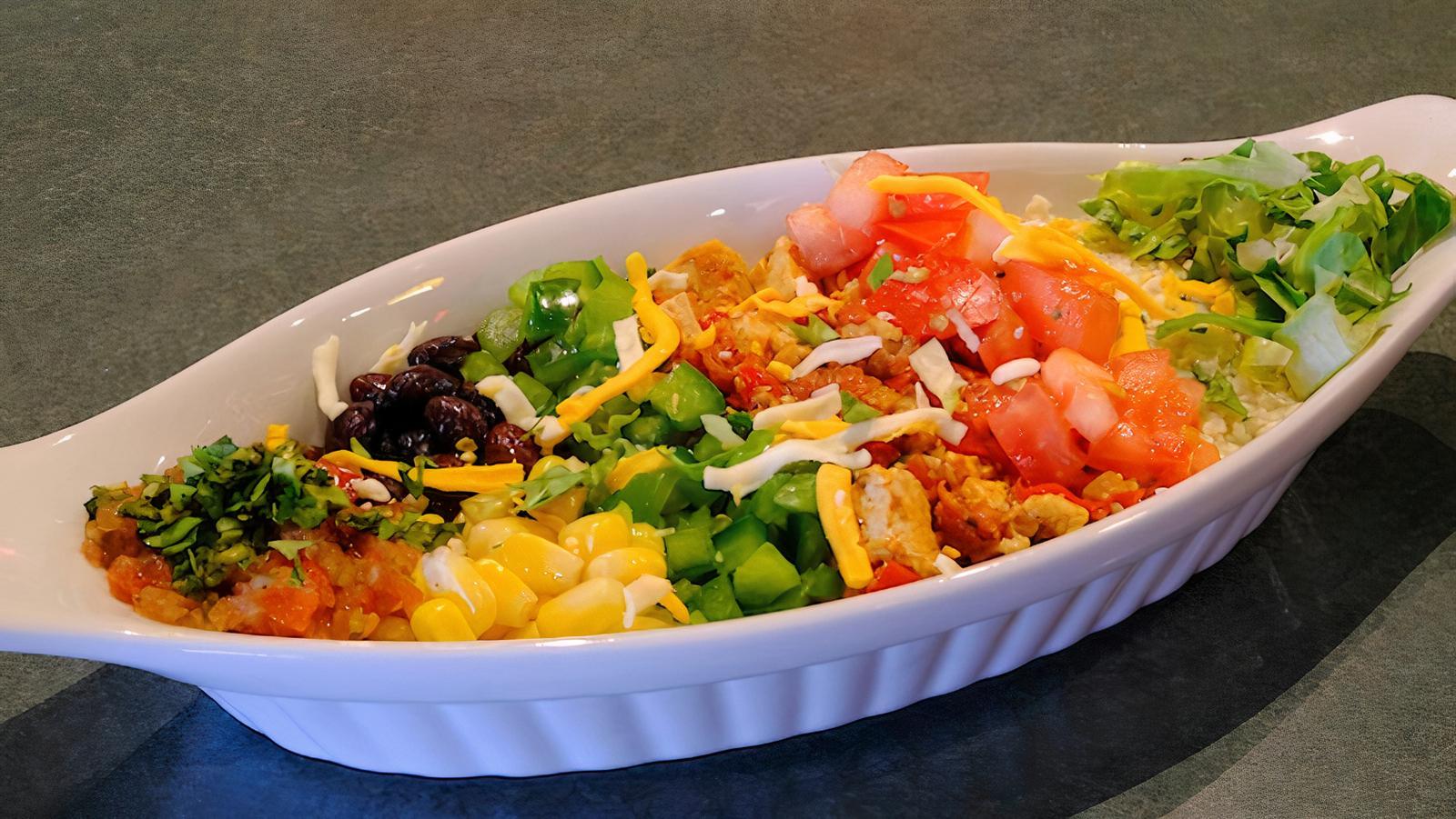 Carnita Salad Bowl (Pork)