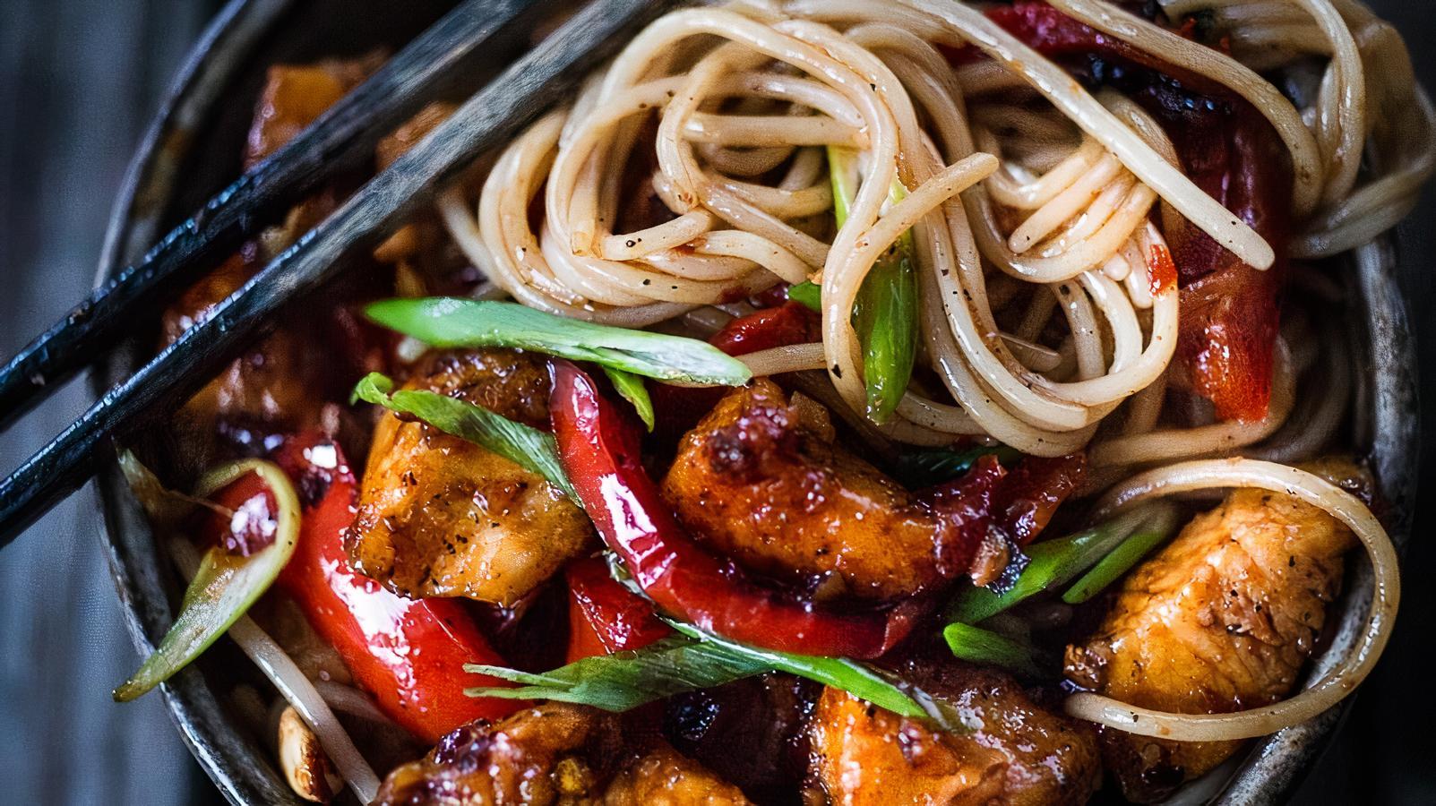 Kung Pao Chicken (Medium Spicy)