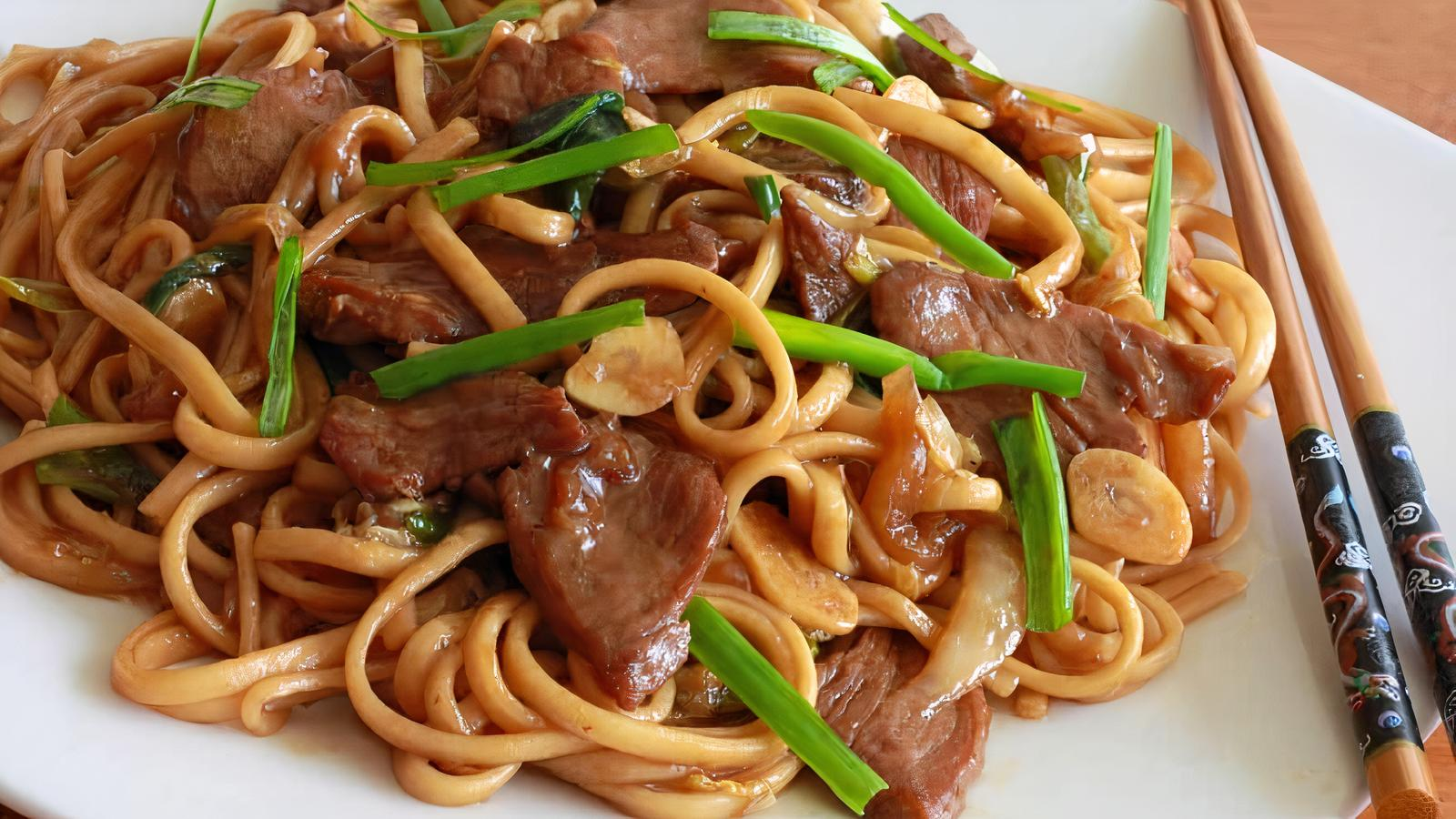 Mongolian Beef (Halal)