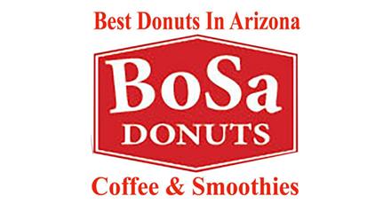 Bosa Donuts Delivery in Phoenix, AZ - Restaurant Menu ...