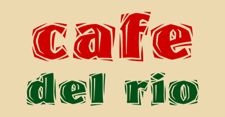 Cafe Rio Restaurant Menu
