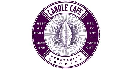 Candle Cafe New York Menu